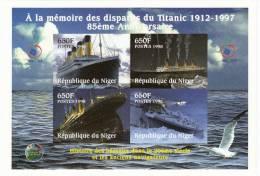 Niger Hb SIN DENTAR - Níger (1960-...)