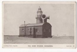 Fog Horn Station Dungeness Kent Pre 1918 Postcard Shaw - Angleterre