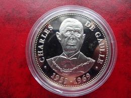 General De Gaulle  - Médaille Neuve Dans Sa Coque - Altri