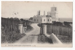 South Foreland Lighthouse Kent LL 2 1907 Postcard - Angleterre