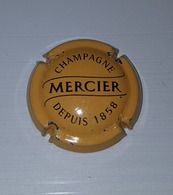 Champagne MERCIER Bistre Jaune Et Noir 31 - Mercier