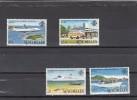 Seychelles Nº 450 Al 453 - Seychelles (1976-...)