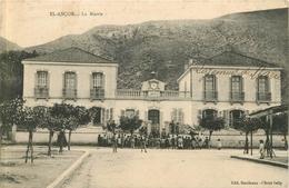 Algérie * El Ançor * La Mairie  ( Scan Recto Et Verso ) - Algerije