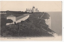 South Foreland Lighthouse Kent LL 1 Pre 1918 Postcard - Angleterre