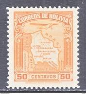 Bolivia  C 46    ** - Bolivia
