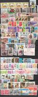 South And Middle America  - Chile, Bolivia, Nicaragua, Argentina, Peru, Panama, Ecuador- Small Lot 234 Stamps Many Motiv - Briefmarken