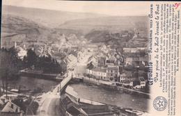 Aywaille Panorama Vers Awan Vue Prise De LaHeid Devant Le Pont - Aywaille