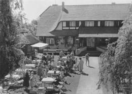 Allemagne - Brandebourg - LEHDE - Lübbenau - Spreewald - Café Venedig - Foto : Rössing-Winkler, Leipzig - Timbres - Luebbenau