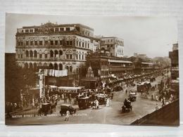 Calcutta. Harrison Road - Inde
