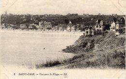 SAINT-CAST  -  Vue Vers La Plage - Saint-Cast-le-Guildo