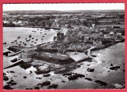 50 BARFLEUR - Vue Générale Du Port Et De La Pointe - Barfleur