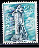 (3E 701) ESPAÑA  // EDIFIL 1805 // Y&T 1465 // 1967 - 1931-Aujourd'hui: II. République - ....Juan Carlos I