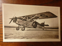 Société Pour Le Développement D'Aviation - POTEZ 3 Z Moteurs Salmson - Avions