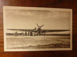 Avion Bernard De Grand Raid ANTOINE PAILLARD - Moteur Hispano Suiza - Pilotes MERMOZ Et ETIENNE - Tango - Avions