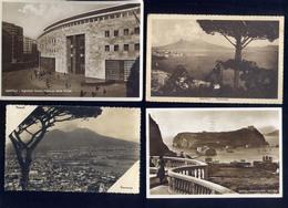 NAPOLI-LOTTO DI 22 CARTOLINE - Napoli (Naples)