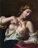 @@@ MAGNET - Onorio Marinari, Cleopatra - Publicitaires