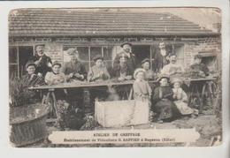 Allier BAGNEUX Etablissement De Viticulture G. BAFFIER Atelier De Greffage - Autres Communes