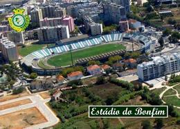Portugal Setubal Bonfim Stadium New Postcard - Voetbal