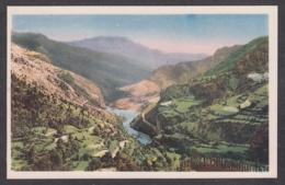 99385/ ALPES-MARITIMES, Route De Saint-Brès à Guillaumes, Vue Sur Le Var Et Les Gorges De Daluis - Non Classés