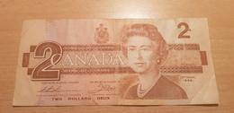 Canada 2 Dollars 1986 - Kanada