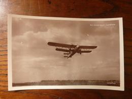 L'Avion HANDLEY PAGE 42 Quittant Le Bourget Pour Londres - Ligne Anglaise Impérial Airways - Avions