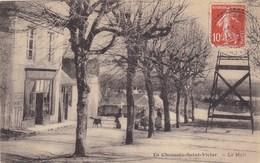 Loir-et-Cher - La Chaussée-Saint-Victor - Le Mail - France