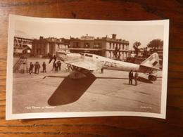"""""""Le Trait D'Union"""" Dewoitine D 33 - Pilotes: Doret Et Le Brix - Avions"""