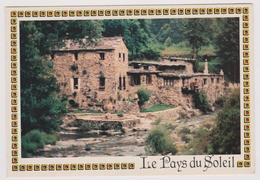 Provence Le Pays Du Soleil - Caractéristique Moulin à Huile - Ed. Christian Rougier N° 709 - 1987 - Agriculture