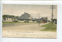 Watertown Train Wis - Etats-Unis