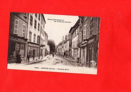 F1203 - ARBOIS - 39 - Grande Rue - Arbois
