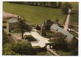 Près Fougères--SAINT HILAIRE DES LANDES--Vue Aérienne--Chateau De La Haye--Ensemble Des Bâtiments.....à  Saisir - France