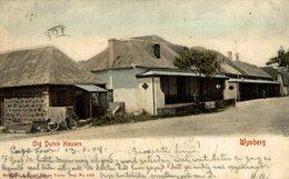 OLD DUTCH HOUSES WYNBERG   AFRIQUE DU SUD  SOUTH AFRICA - Sudáfrica