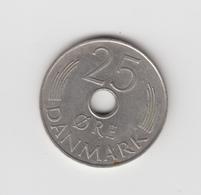@Y@    Denemarken   25 Ore    1975     (4678) - Danemark