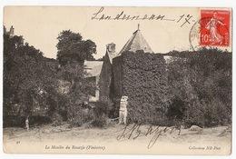 LANDERNEAU - Le Moulin De Rouazle - Landerneau