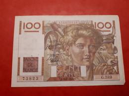 100 Fr Jeune Paysan Du16/11/1950 TB - 1871-1952 Antichi Franchi Circolanti Nel XX Secolo