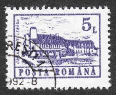 Romania - Scott #3667 CTO - Full Gum - Never Hinged (2) - 1948-.... Republics