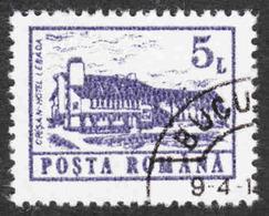 Romania - Scott #3667 CTO - Full Gum - Never Hinged (3) - 1948-.... Republics