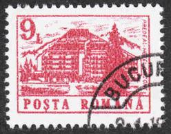 Romania - Scott #3670 CTO - Full Gum - Never Hinged (1) - 1948-.... Republics