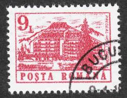 Romania - Scott #3670 CTO - Full Gum - Never Hinged (2) - 1948-.... Republics