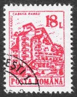 Romania - Scott #3672 CTO - Full Gum - Never Hinged (3) - 1948-.... Republics
