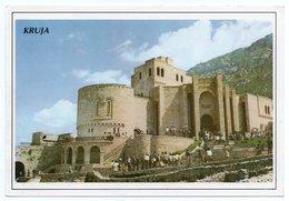 ALBANIE/ALBANIA-KRUJA THE NATIONAL MUSEUM GJERGJ KASTRIOTI-SKENDERBEG/THEMATIC STAMP-MOTHER TERESA - Albania
