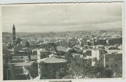 """ASMARA - PANORAMA"" FOTO LUSVARDI -B/N-POSTE ASMARA VIA AEREA-1959- ITALIA,RAVENNA,AIR MAIL 25c - Etiopia"