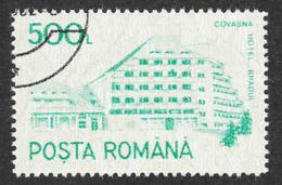 Romania - Scott #3683 CTO - Full Gum - Never Hinged (3) - 1948-.... Republics