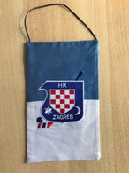 ICE HOCKEY CROATIA CLUB HK ZAGREB   PENNANT - Hockey - Minors