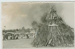 """ASMARA-ETHIOPIC CUSTOMS"" FOTO LUSVARDI -B/N-POSTE ASMARA VIA AEREA-1965- ITALIA,RAVENNA,AIR MAIL 25c,UNITING ETHIOPIA - Etiopia"