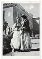 ALBANIE/ALBANIA - SCUTARI/SHKODER/SHKODRA CITY COSTUMES / FOLKLORE / THEMATIC STAMPS-HOTEL / SHIP - Albania