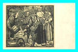 A743 / 215  Illustrateur Prof. Alfred PELLON Der Ausrufer - Illustrateurs & Photographes