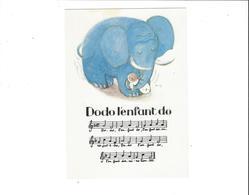 DODO L ENFANT DO  ELEPHANT  ILLUSTRATEUR MONQUE TOUVAY    *****    A  SAISIR   **** - Éléphants