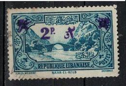 GRAND LIBAN      N°  YVERT   181       OBLITERE       ( O   3/ 35 ) - Grand Liban (1924-1945)
