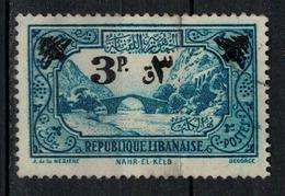 GRAND LIBAN      N°  YVERT   182       OBLITERE       ( O   3/ 35 ) - Grand Liban (1924-1945)
